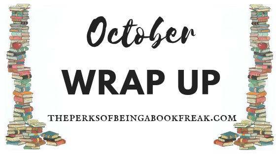 October Reading Wrap Up!
