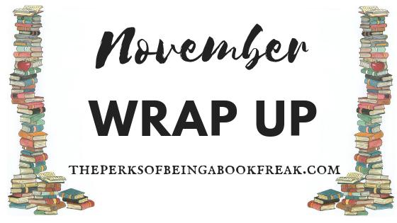 November Reading WrapUp!