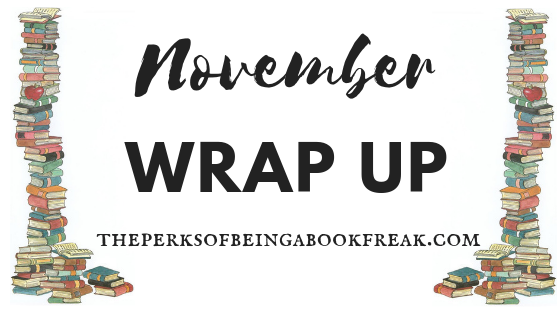 November Reading Wrap Up!
