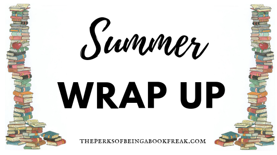 Summer Reading Wrap Up!