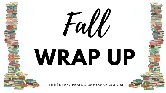 Fall Reading Wrap Up