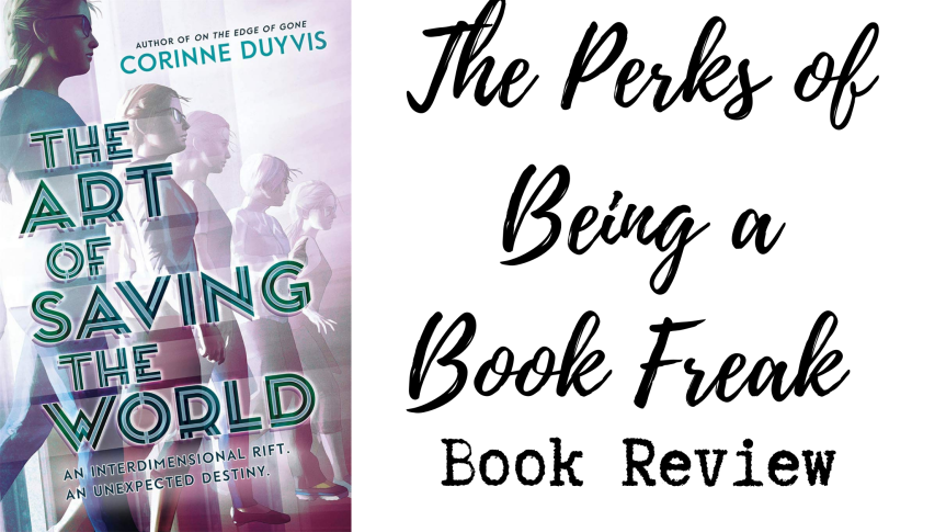 The Art of Saving the World by Corinne Duyvis | REVIEW &DISCUSSION